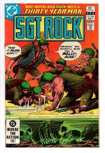 Sgt. Rock #366 - (Fine+)
