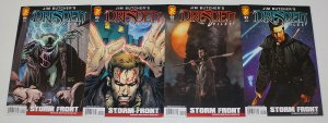 Jim Butcher's Dresden Files: Storm Front #1-4 VF/NM complete series 2 3 dabel