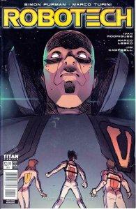 Robotech (Titan) #11A FN; Titan | save on shipping - details inside