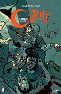 Outcast by Kirkman & Azaceta #5, NM + (Stock photo)