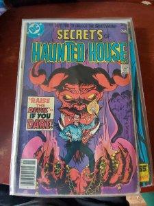 Secrets of Haunted House #8 (1977)