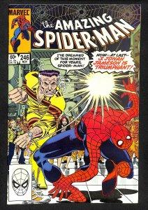 The Amazing Spider-Man #246 (1983)