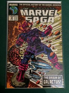 The Marvel Saga #24
