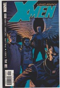 Uncanny X-Men #409