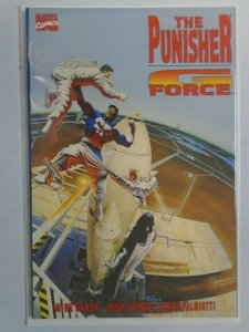 Punisher G Force (G-Force) #1 GN Graphic Novel 6.0 FN (1992)