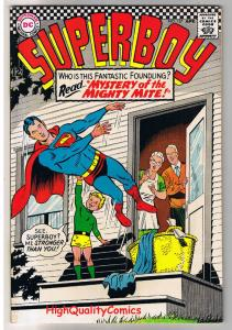 SUPERBOY #137, VF, Mighty Mite, Blind,Smallville, 1949, more DC in store