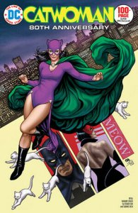 CATWOMAN 80TH ANNIV 100 PAGE SUPER SPECT #1 1970S FRANK CHO VAR ED