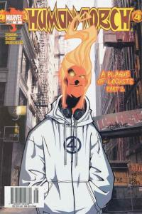 Human Torch (3rd Series) #8 VF/NM; Marvel | save on shipping - details inside