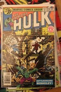 Incredible Hulk  234 FN/VF