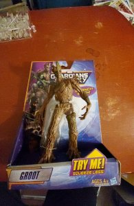 Marvel guardians of the Galaxy groot action figure