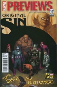 Marvel Previews (2nd Series) #20 FN; Marvel | save on shipping - details inside