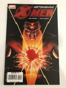 Astonishing X-Men 20 Whedon Cassaday NM