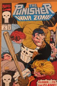 The Punisher War Zone 4 NM