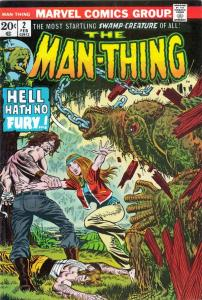 Man-Thing #2 (Feb-74) NM- High-Grade Man-Thing