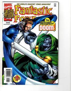 10 Fantastic Four Marvel Comic Books # 25 26 27 28 29 30 31 32 33 34 Thing MS10