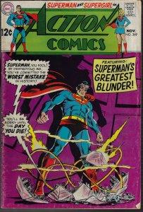 Action Comics #369 (DC, 1968)