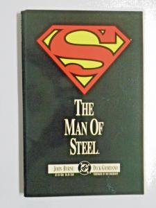 Man of Steel #1 - Superman - see pics - 6.0 - 1987