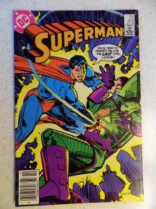 SUPERMAN # 412
