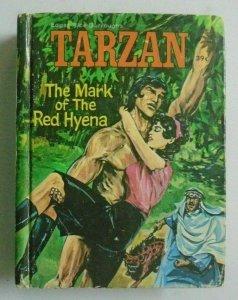 Tarzan The Mark of the Red Hyena Hardcover 4.0 VG (1967)