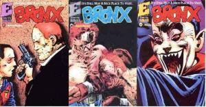 BRONX (1991 ET) 1-3  Albert Saichann  COMPLETE!