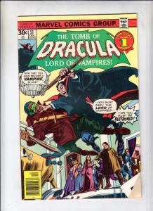 Tomb of Dracula #51 (Dec-76) VG/FN Mid-Grade Dracula