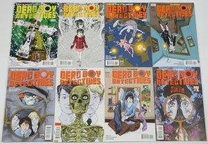 Dead Boy Detectives #1-12 FN/VF complete series - neil gaiman's sandman spin-off