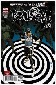 Bullseye #2 Daredevil (Marvel, 2017) NM
