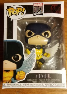 Funko Pops Marvel 80 Years Angel #506