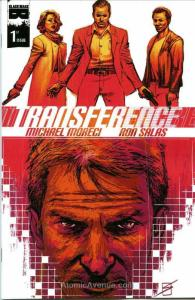 Transference #1 VF/NM; Black Mask Comics | save on shipping - details inside