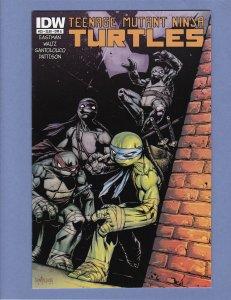 Teenage Mutant Ninja Turtles #33 FN/VF