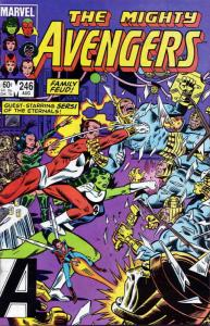 Avengers, The #246 VF/NM; Marvel | save on shipping - details inside