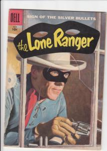 Lone Ranger, The #109 (Jul-57) VG/FN+ Mid-Grade The Lone Ranger, Tonto, Silver