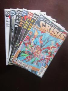 Identity Crisis (2004) #1C-7C - VF - 2004