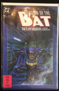 Batman: Shadow of the Bat #2 (1992)