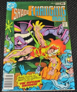 Shade, the Changing Man #5 (1978)