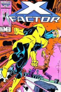X-Factor (1986 series) #11, VF+ (Stock photo)