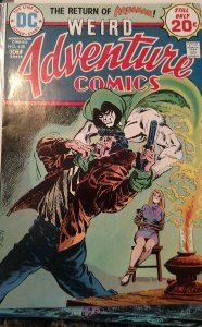 Adventure Comics #435 (Oct 1974, DC) FN/VF