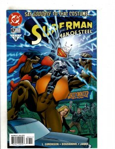 Superman: The Man of Steel #67 (1997) OF25