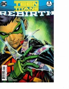 Teen Titans Rebirth (2016) #1 NM- (9.2)