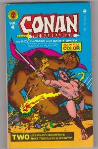 Stan Lee Presents Conan the Barbarian Vol 2
