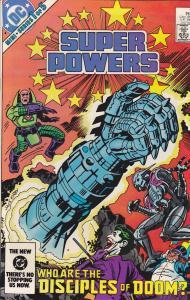Super Powers #1