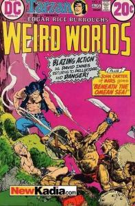 Weird Worlds (1972 series) #6, VG- (Stock photo)