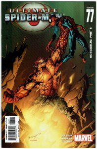 Ultimate Spider-Man #77 Brian Bendis Hobgoblin NM