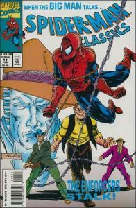 Marvel SPIDER-MAN CLASSICS #11 FN+