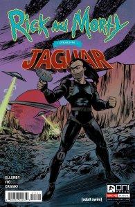 Rick And Morty Presents Jaguar #1 Cvr B Lee (Oni, 2020) NM