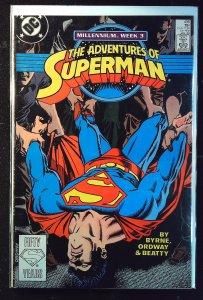 Adventures of Superman #436 (1988)