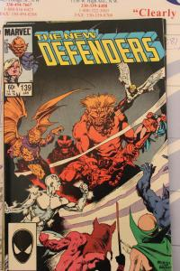 New Defenders 139 VF/NM