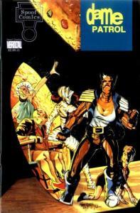 Spoof Comics Presents #15, NM + (Stock photo)