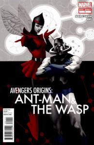 Avengers Origins: Ant-Man & The Wasp #1, NM- (Stock photo)