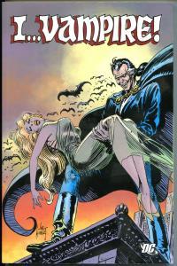 I, VAMPIRE sc, GN, TPB, NM, 2011, 1st, Joe Kubert, House of Mystery, Horror